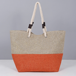 Sac de plage Nicae Orange