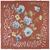 AT-03694-marron-A16-foulard-carre-mousseline-fleurs-fauve-marron