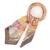 AT-03824-peche-F16-carre-de-soie-couronne-de-fleurs