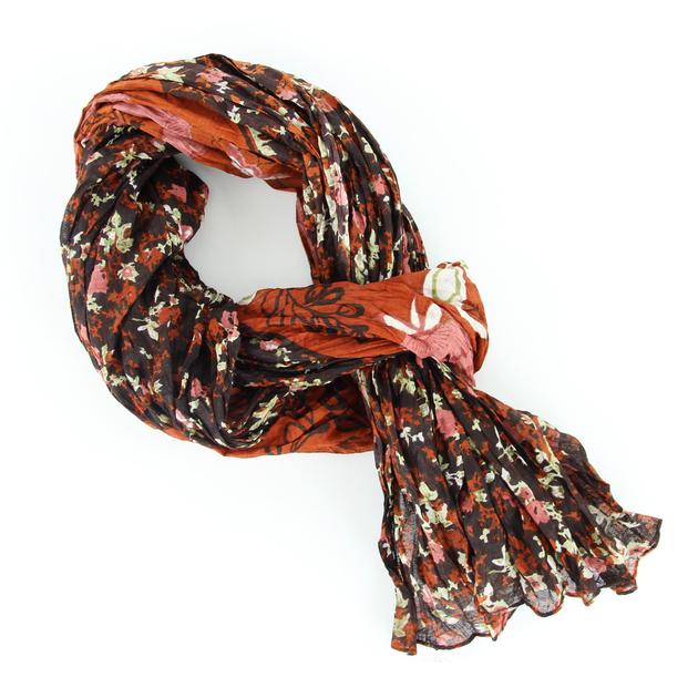 foulard-cheche-coton-marron-orange-AT-01844--F16