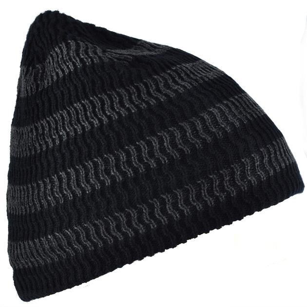 bonnet-court-noir-gris-CP-00353-F16