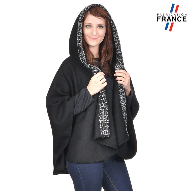 AT-03248-V16-poncho-a-capuche-perles-gris-fabrication-francaise