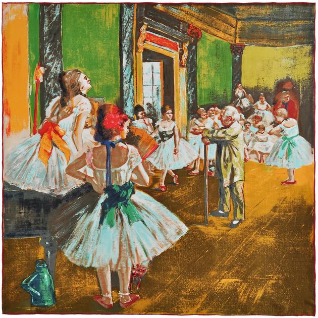 AT-03388-A16-carre-soie-edgar-degas-la-classe-de-danse