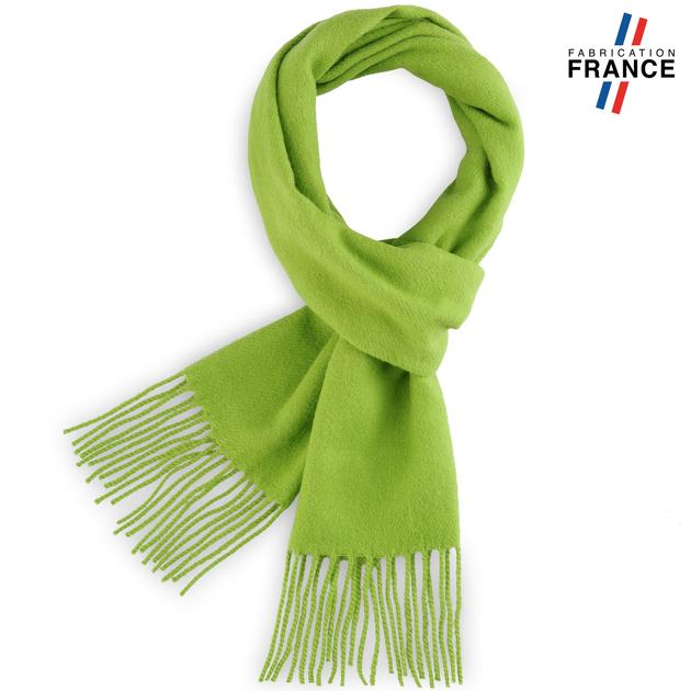 AT-03436-F16-echarpe-verte-franges-fabrication-france