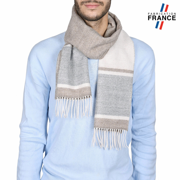 AT-03745-beige-gris-echarpe-homme-franges-pale-W16