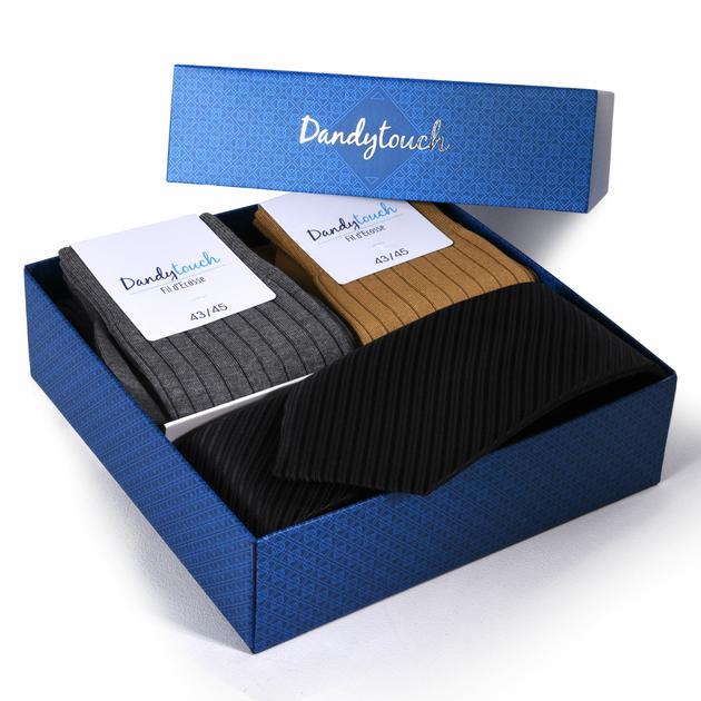 coffret cadeau chaussettes fil ecosse et chaussettes ayr. Black Bedroom Furniture Sets. Home Design Ideas