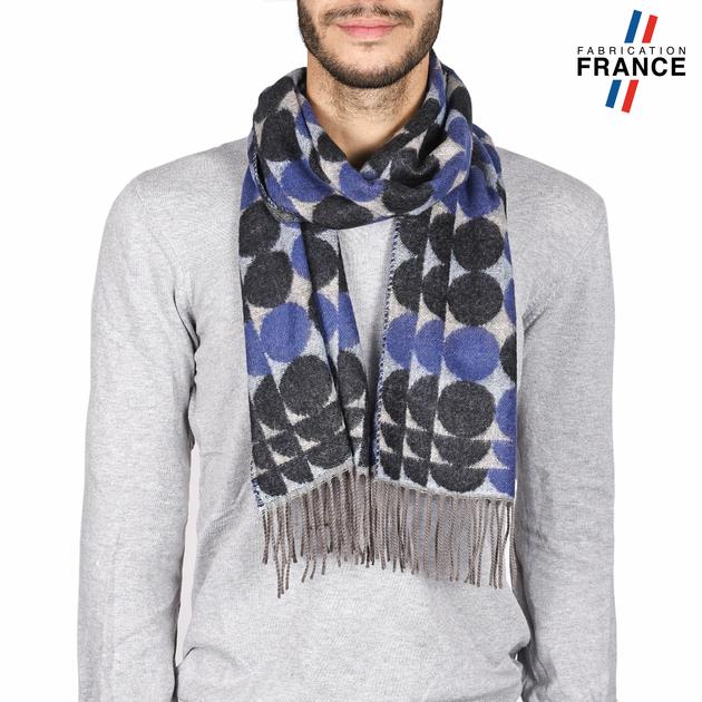 AT-03746-bleu-echarpe-homme-a-pois-bleue-noire-V16