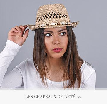 Les chapeaux de l'été