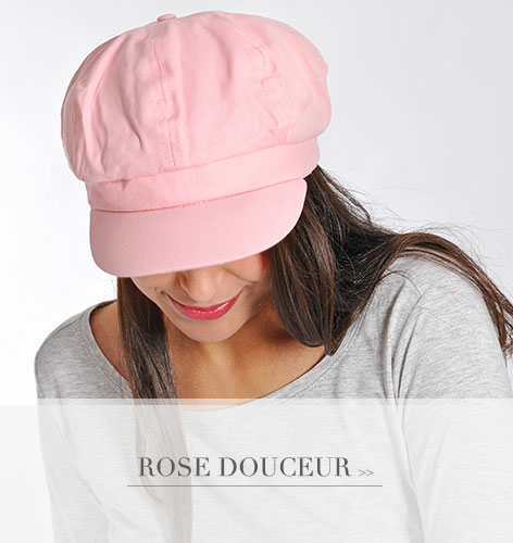 La vie en accessoire de mode rose