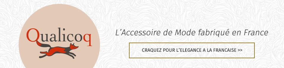Qualicoq : Fabrication française