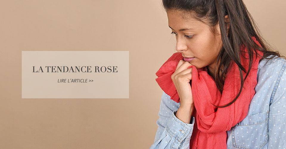 La Tendance Rose