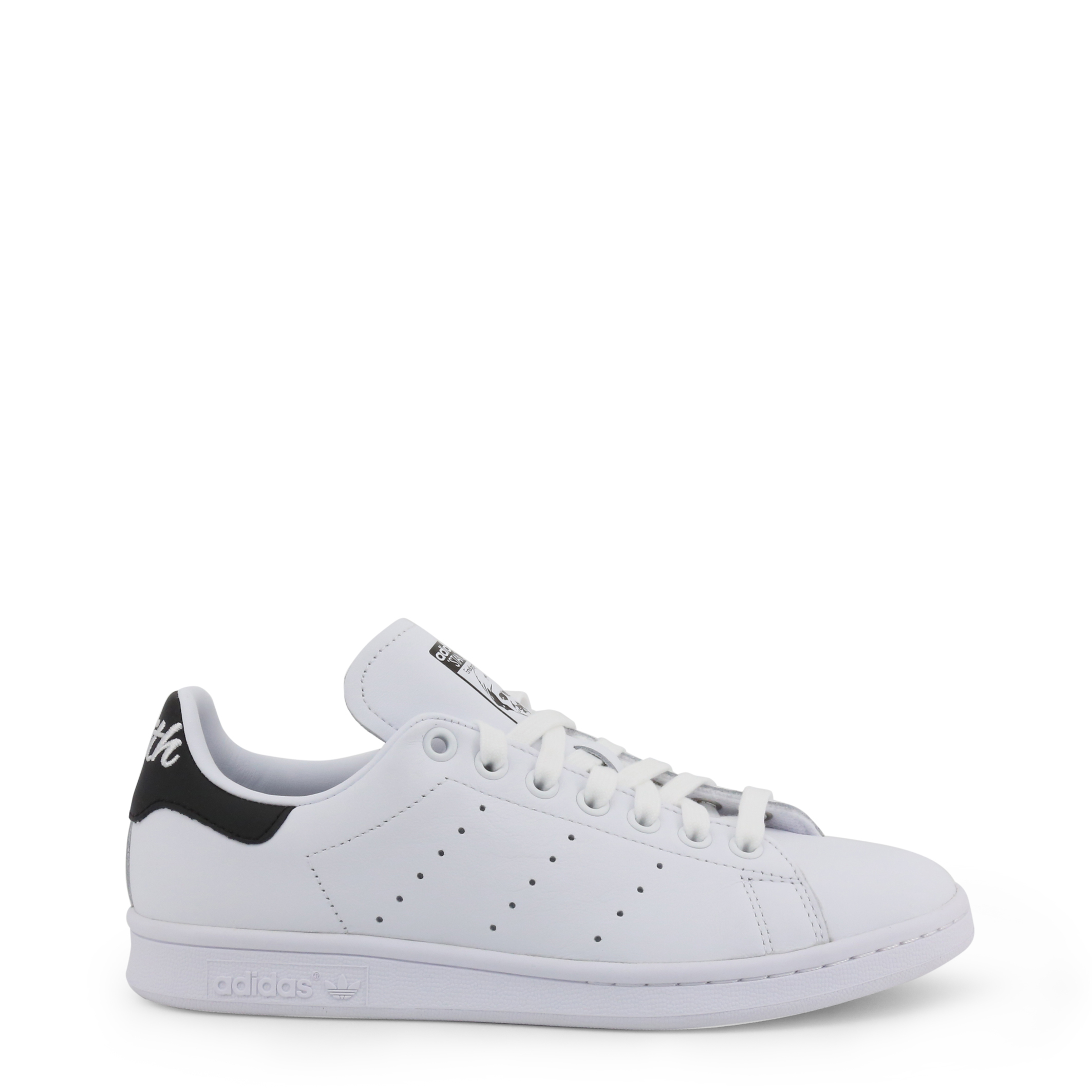 Sneakers Adidas EE5818_StanSmith Noir et blanc