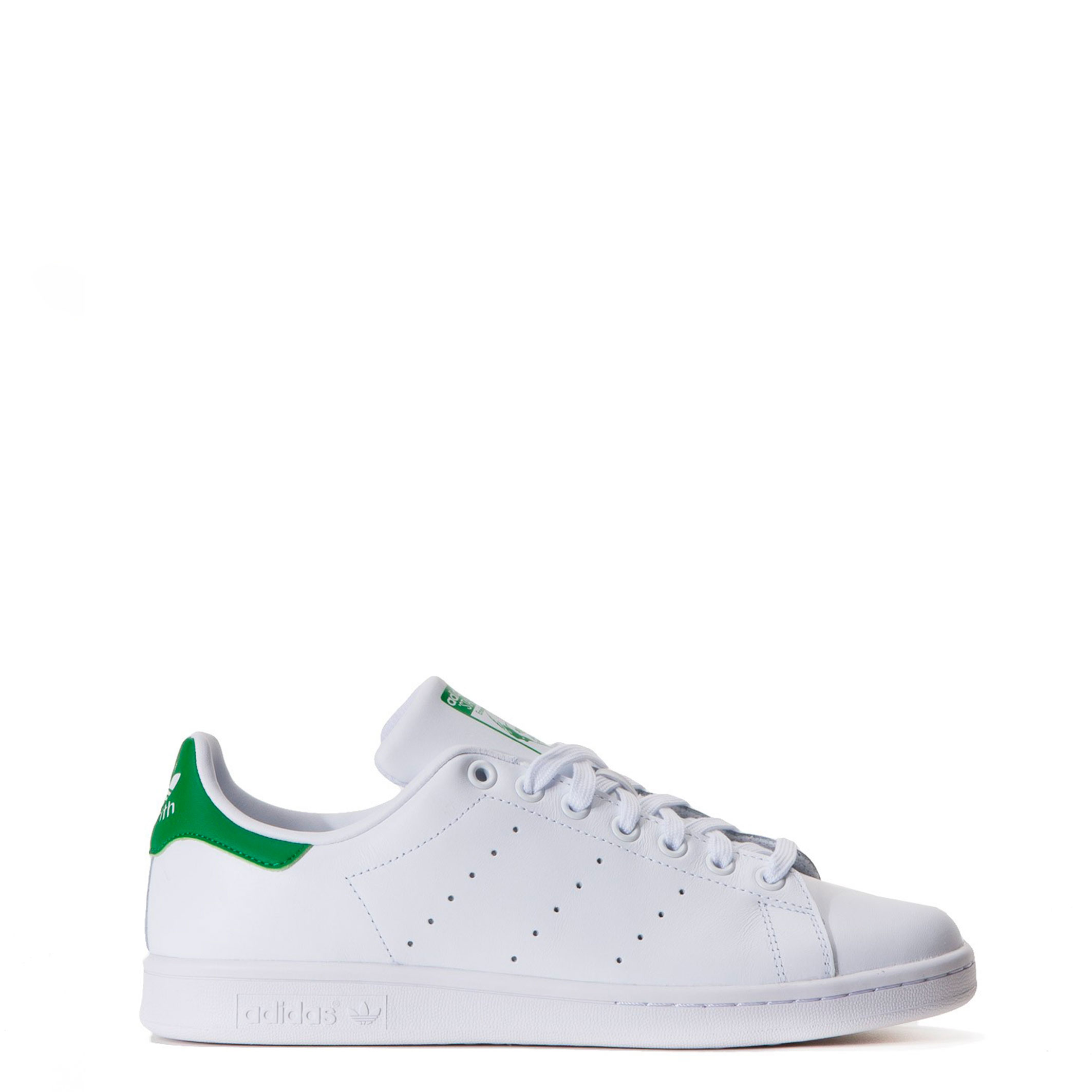 Sneakers Adidas M20324_StanSmith Blanc et vert