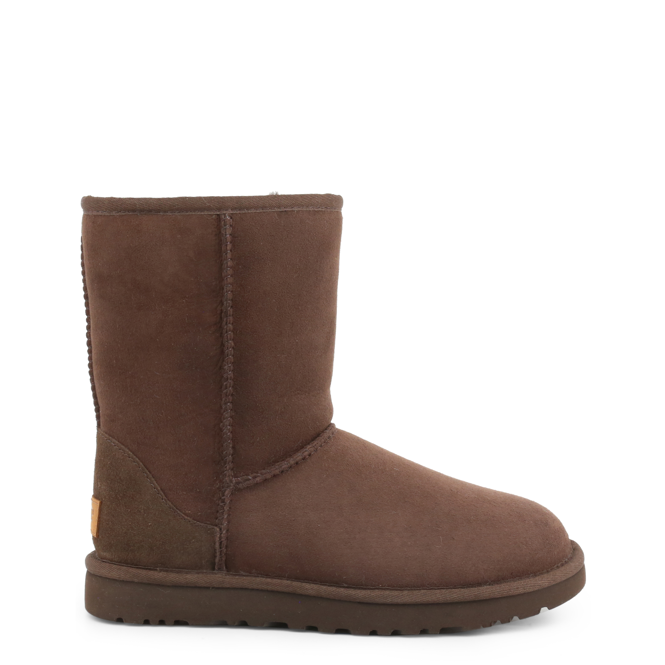 Bottines UGG CLASSIC SHORT II 1016223 Marron CHOCOLAT