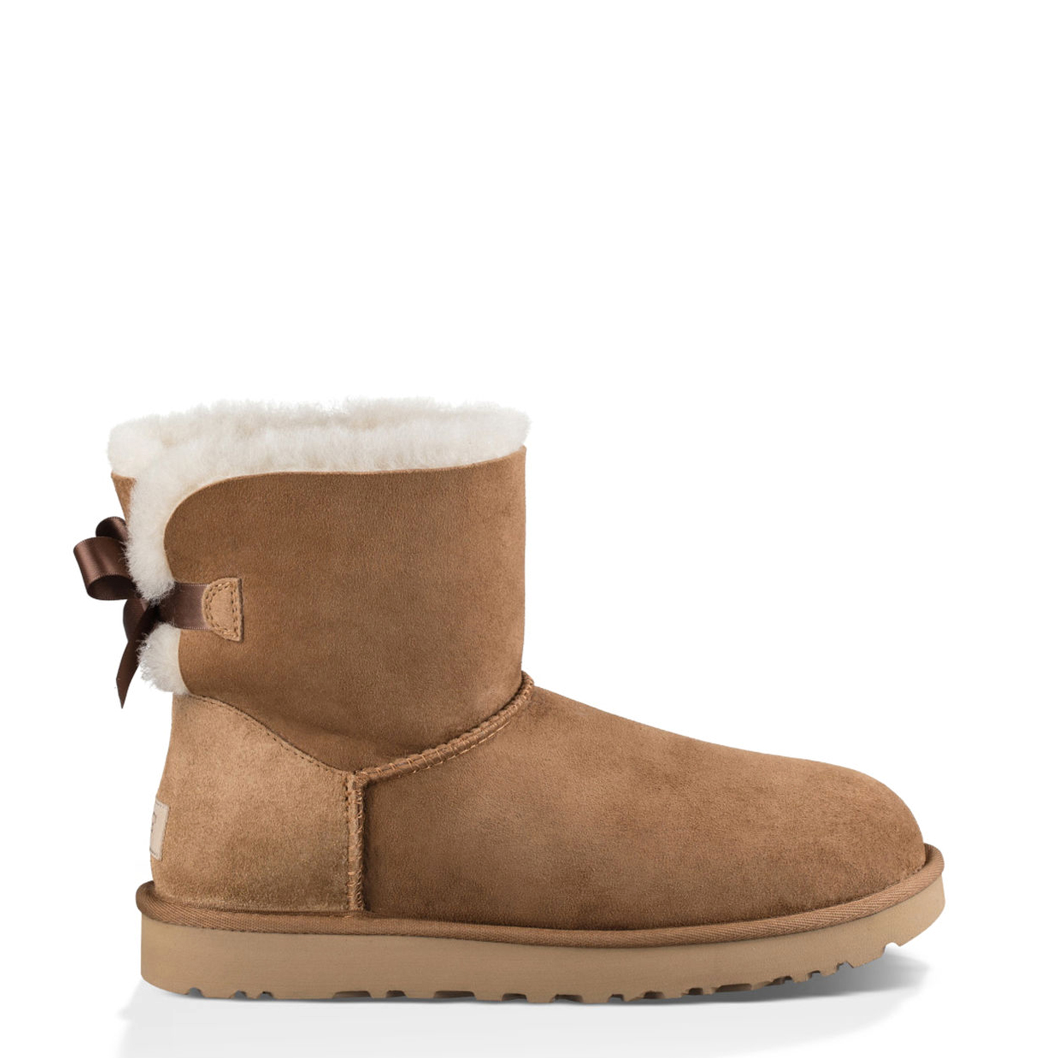 Bottines UGG MINI_B_BOW_II_1016501_CHSNT