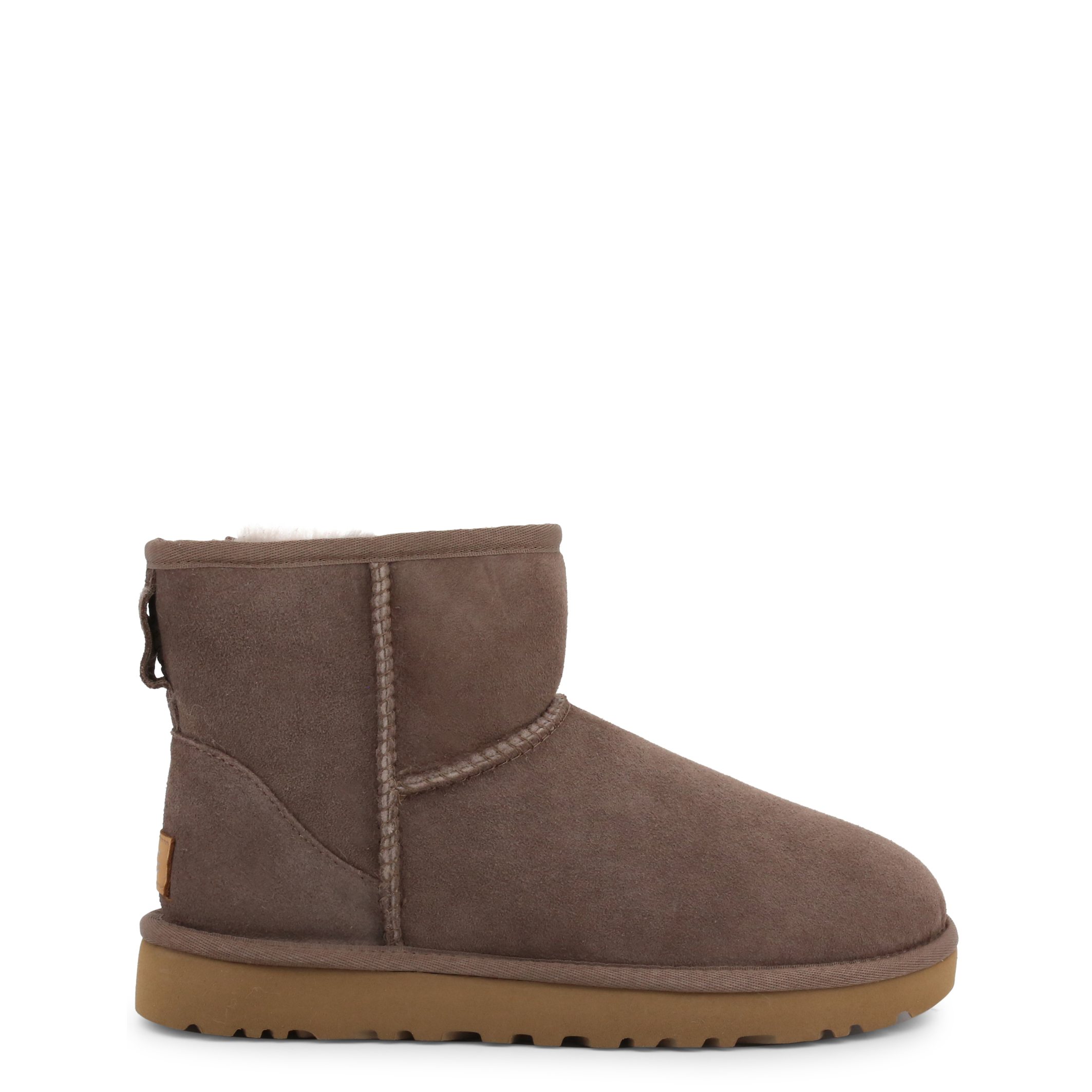 Bottines UGG CLASSIC_MINI_II_1016222_MOLE Marron