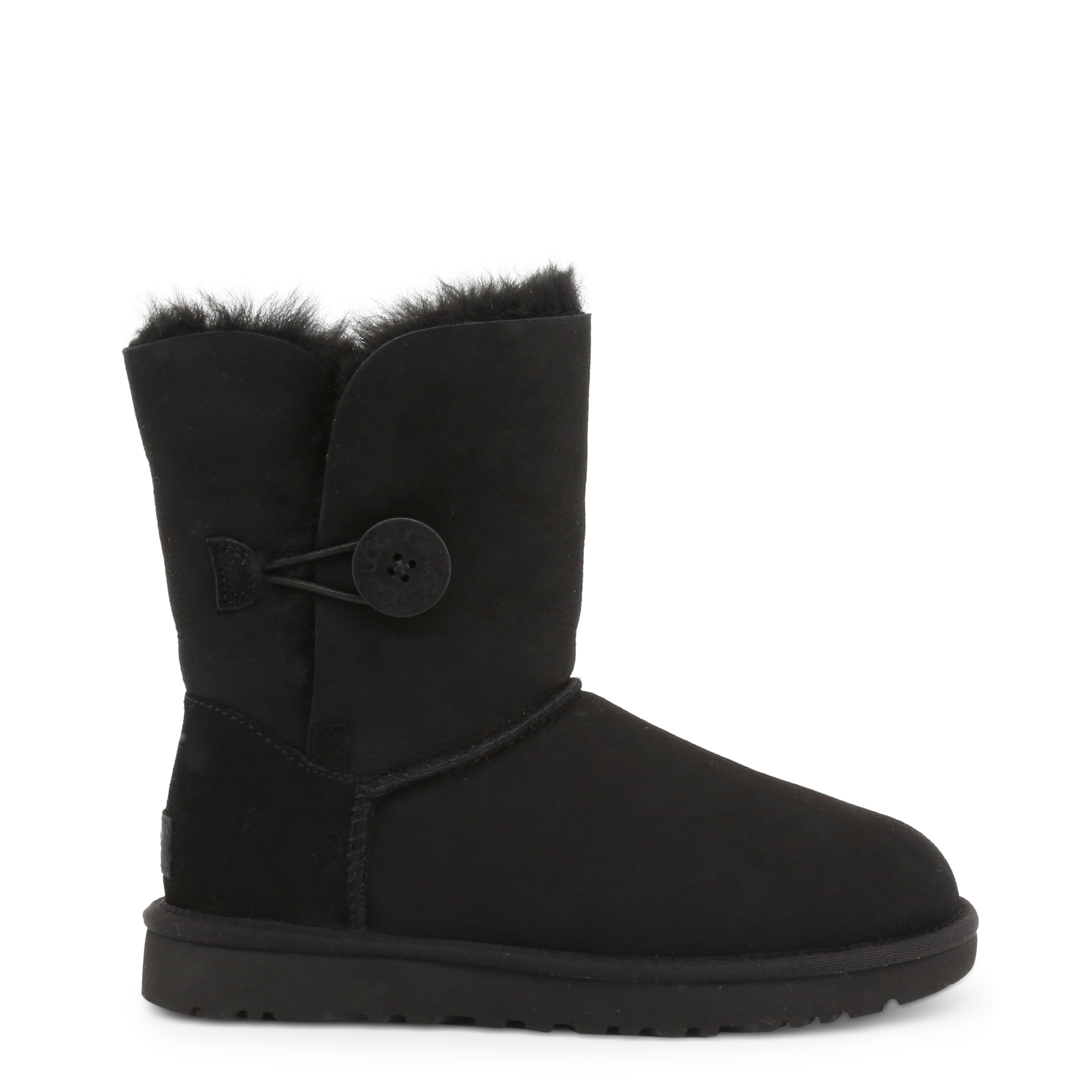 Bottines UGG BAILEY à Boutons Noir