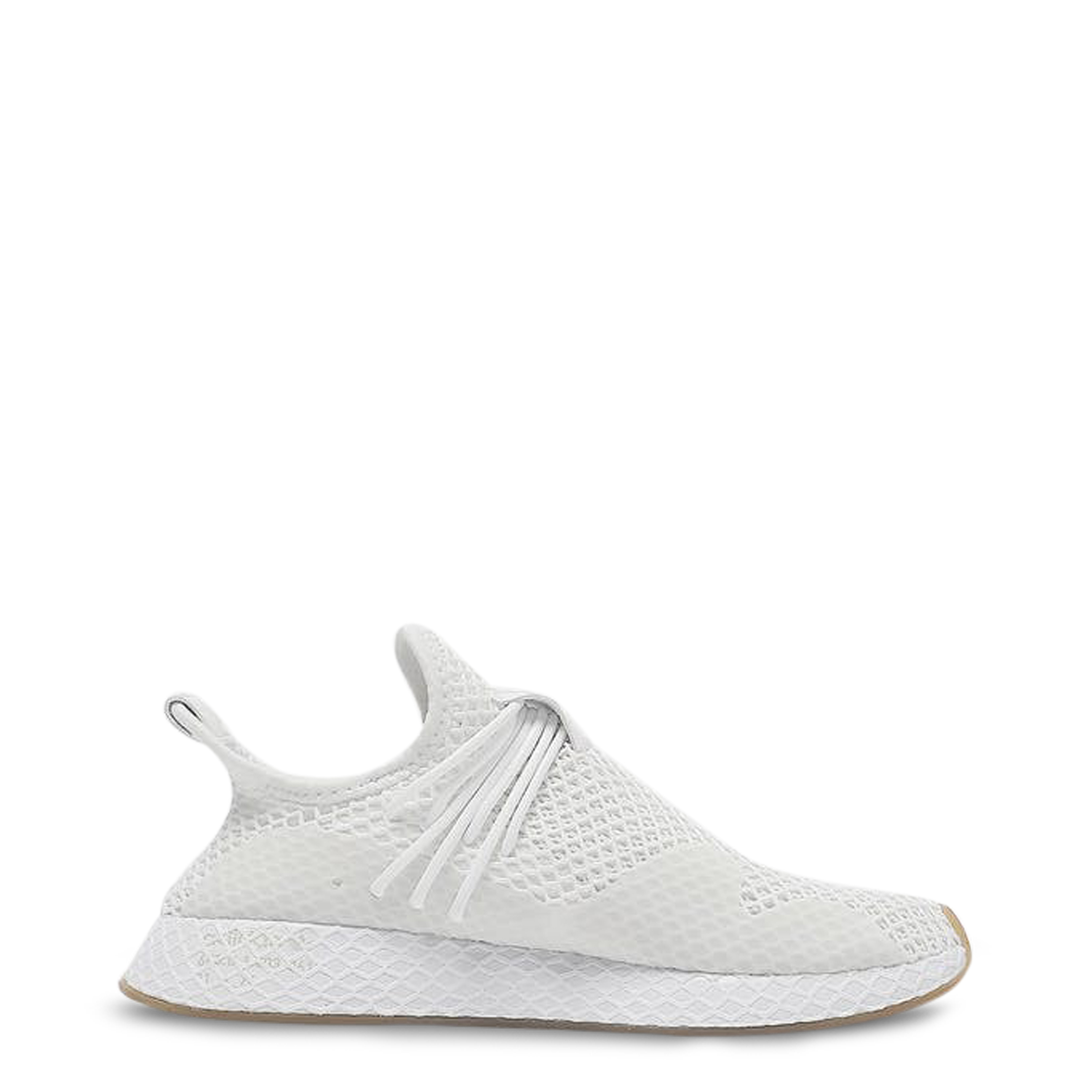 Baskets Blanches Adidas Deerupt-S