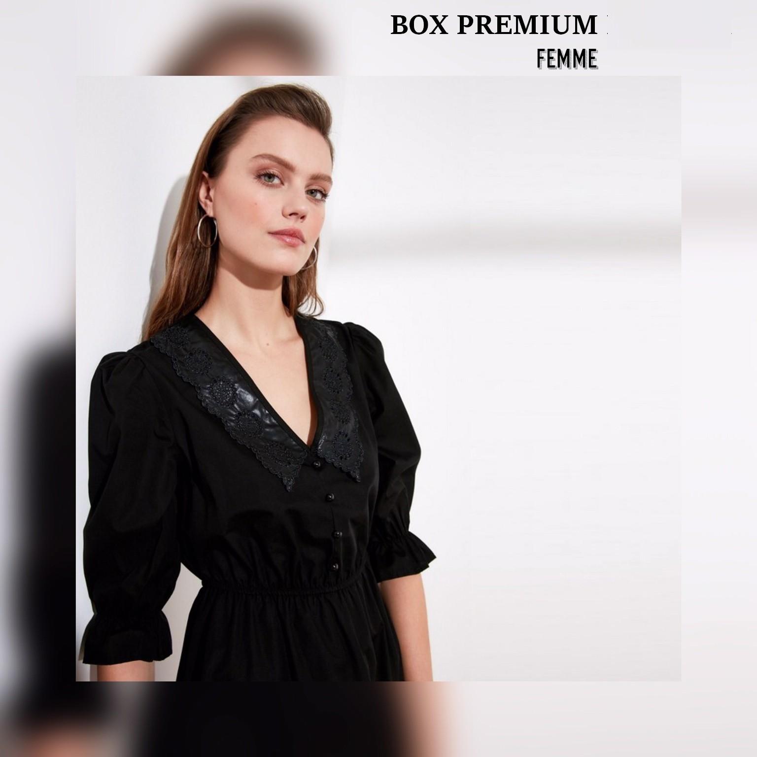 La Box Premium Luxe et Marque Femme du Mois