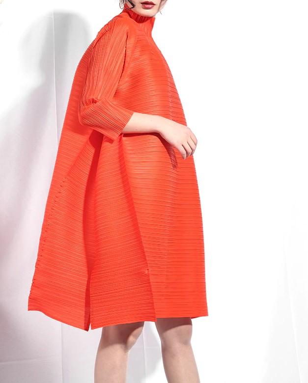 Robe Oversized Manches 3/4 CARMEN 2 Coloris