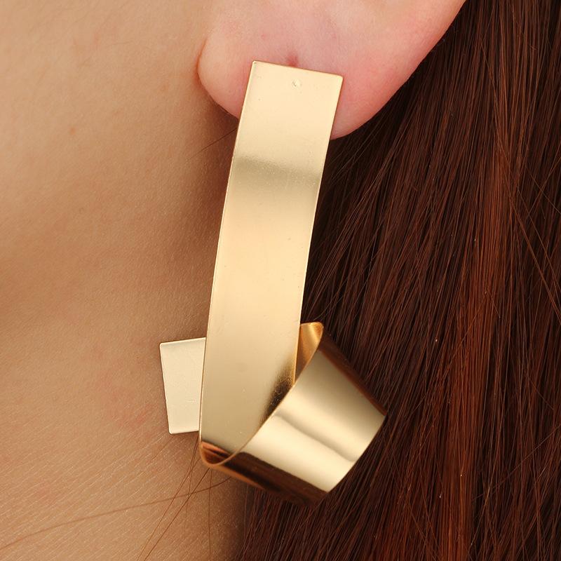 Boucles D\'oreilles Géométriques ARTY