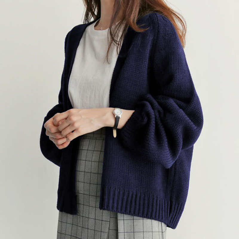 Cardigan Tricot SHANDAE Loose 3 Coloris