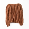 CAMIA-Automne-hiver-femmes-pulls-d-contract-r-colte-pull-style-Fran-ais-mince-Doux-tricot