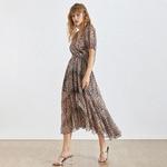 Deuxtwinstyle-Sexy-robe-l-opard-pour-femmes-col-en-V-dos-nu-manches-courtes-taille-haute