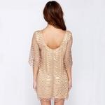Sequin-summer-dress-women-half-sleeve-Christmas-party-dresses-casual-mini-satin-gold-dress-designer-clothing