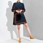 LANMREM-2019-v-tements-pliss-s-pour-femmes-col-roul-impression-robe-printemps-t-nouvelle-mode