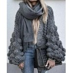 Chic-Coarse-Crochet-Cardigan-3D-Floral-Hook-Sweater-Hand-Knitted-Coat-V-Neck-Rough-Wool-Lantern