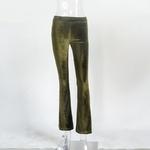 JuneLove-2019-mode-velours-pantalon-femmes-automne-hiver-slim-Flare-pantalon-taille-haute-pantalon-haut-street