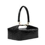 Burminsa-Crocodile-imprimer-petites-femmes-sacs-main-bo-te-Designer-sacs-bandouli-re-peau-de-serpent