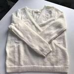 Femmes-pull-2018-automne-et-hiver-tricolore-dentelle-Mohair-hauts-chandail