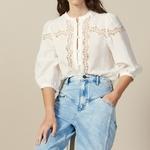 2019-automne-nouveau-fran-ais-romantique-vider-broderie-col-montant-boucle-bouton-femmes-blanc-coton-chemise