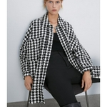 RR-poches-vestes-femmes-mode-pied-de-poule-manteaux-femmes-l-gant-fermeture-clair-manches-longues