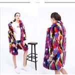 Nouveau-automne-hiver-pais-chaud-fourrure-de-lapin-Long-manteaux-femmes-piss-es-lambris-multicolore-fourrure