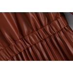 Fl-tri-angleterre-l-gant-vintage-pliss-dentelle-pissage-robe-en-cuir-femmes-vestidos-vestidos-de