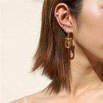 Peri-sBox-lien-pais-U-forme-g-om-trique-boucles-d-oreilles-laiton-or-boucles-d