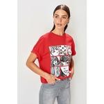 Trendyol-rouge-imprim-petit-ami-tricot-t-shirt-TWOSS19GS0106