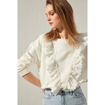 Sweat-shirt-tricot-basique-volants-Trendyol-TWOSS20SW0144