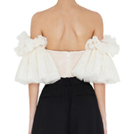 TWOTWINSTYLE-Strapless-Shirt-For-Women-Off-Shoulder-Embroidery-Ruffles-Flare-Sleeve-Sexy-Short-Tops-Summer-Fashion