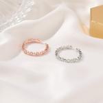 ZYZQ-bague-ajustable-cinq-points-en-zircone-cubique-pour-femme-anneau-ouvert-cor-en-Simple-et