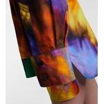 DEAT-chemise-imprim-e-color-e-simple-boutonnage-pour-femme-v-tements-tendance-nouvelle-collection-t