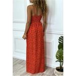 longue-robe-rouge-motif-noir-croise-au-buste-cintre-avec-elastique-a-la-taille-et-au-dos (8)