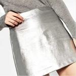 Mode-femmes-PU-cuir-jupes-plus-la-taille-d-or-streetwear-mini-jupes-style-Europ-en