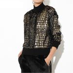 MENKAY-Paillettes-Manches-Longues-Pulls-Sweat-Femmes-Cor-en-Streetwear-Hoodies-V-tements