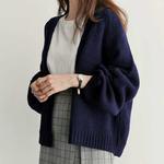 Neploe-chandail-Cardigan-femmes-2019-nouveau-cor-en-l-che-chandail-femmes-manteau-solide-v-tement