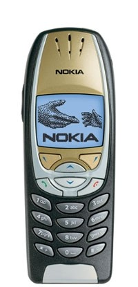 Nokia 6310i Black&Gold