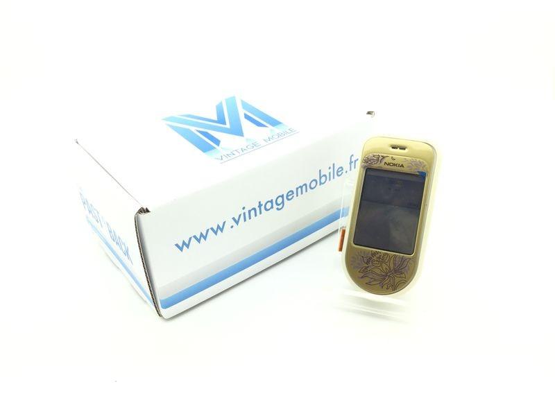 Nokia 7370 Gold